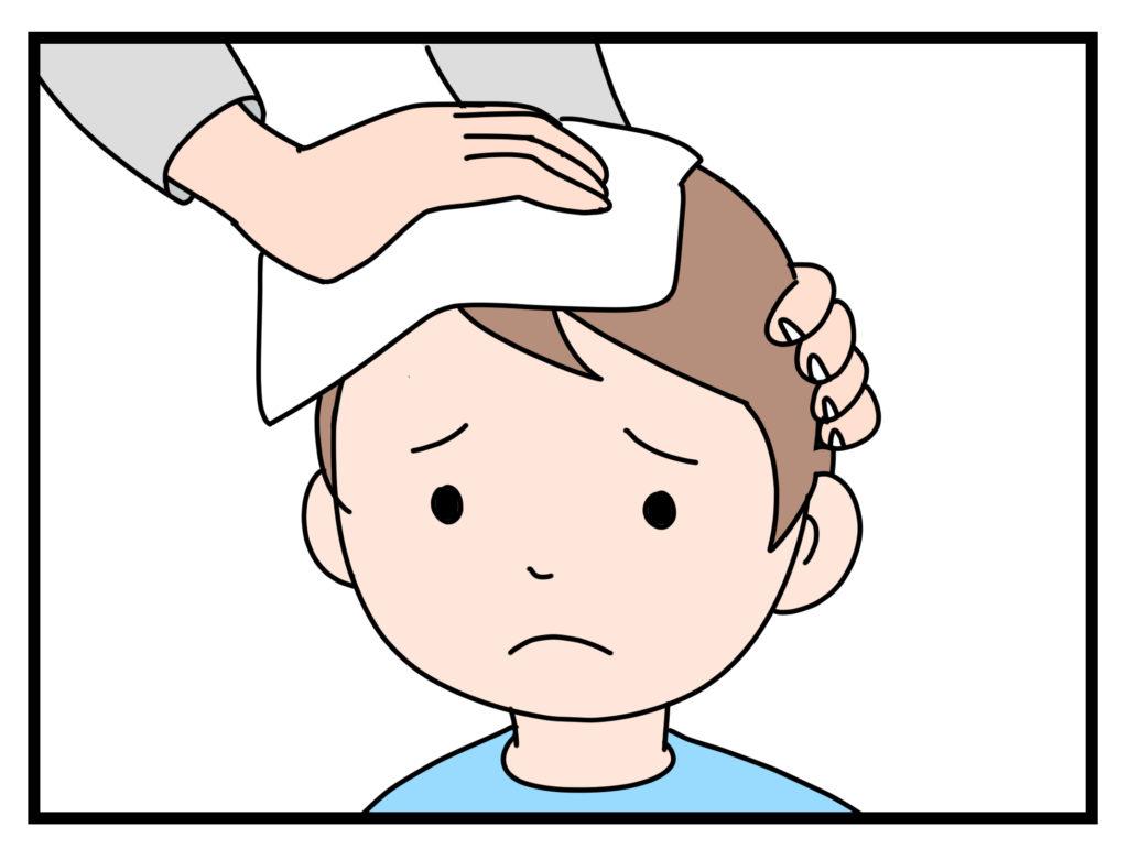 子どもが頭を打ったら!救急車を呼ぶべきかどうか、7つの目安と注意点の画像3