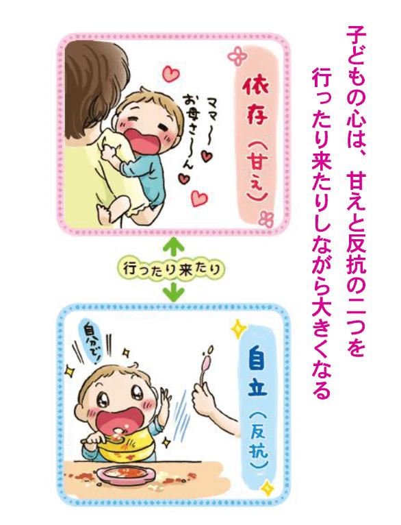 子どもの「甘え」には大事な意味がある!(明橋先生への新刊インタビュー第2弾)前編の画像2