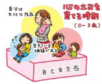 「甘えさせる」と「甘やかす」は別物!~ダ・ヴィンチニュースに『0~3歳の子育てハッピーアドバイス』の画像1