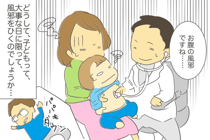 【育児マンガ】なみの子育て奮闘記「ハッピーバースデー♪」の前夜にいったい何が!?の画像4