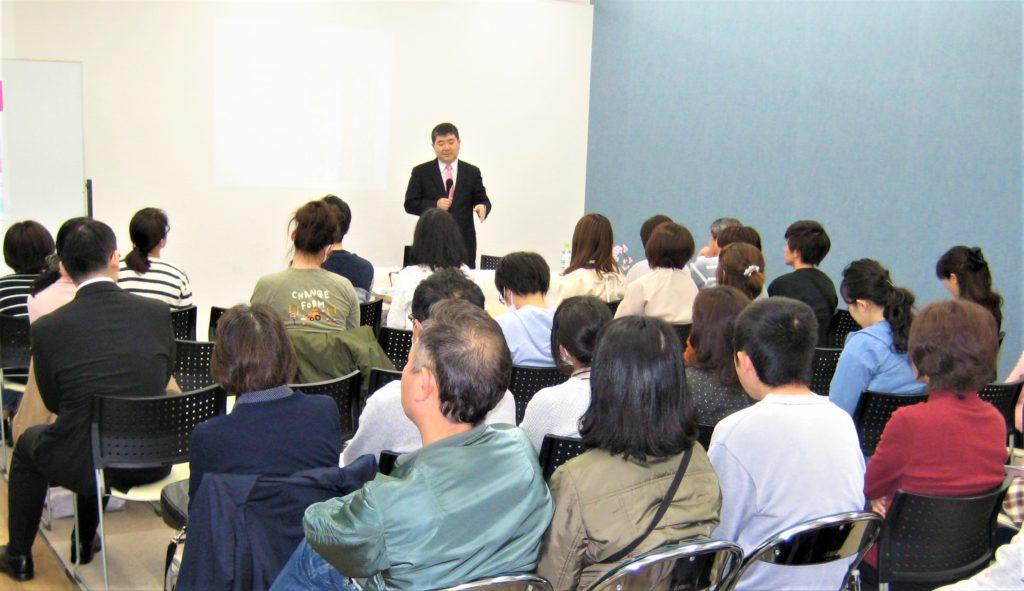 愛知県のTSUTAYAウイングタウン岡崎店で明橋大二先生のHSCトークセミナーが開催されましたの画像2
