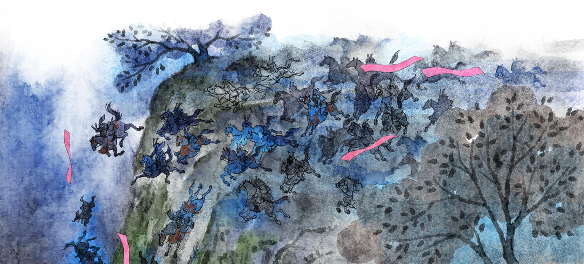 イラストレーター 黒澤葵さんが選ぶ 挿画 Best 10の画像1