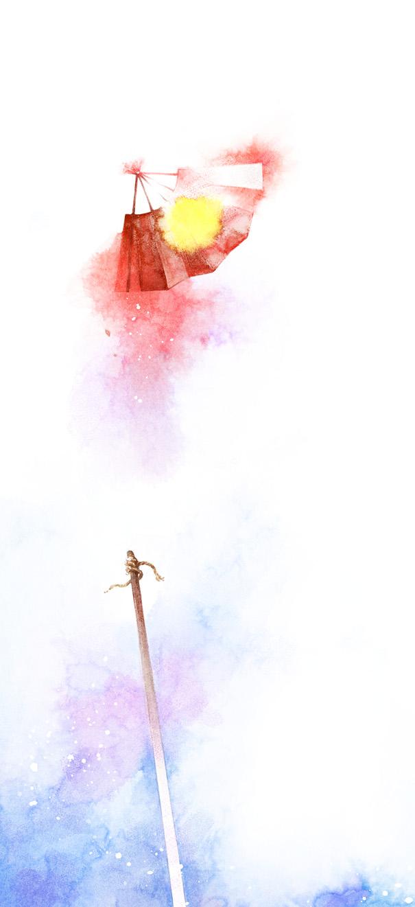 イラストレーター 黒澤葵さんが選ぶ 挿画 Best 10の画像5