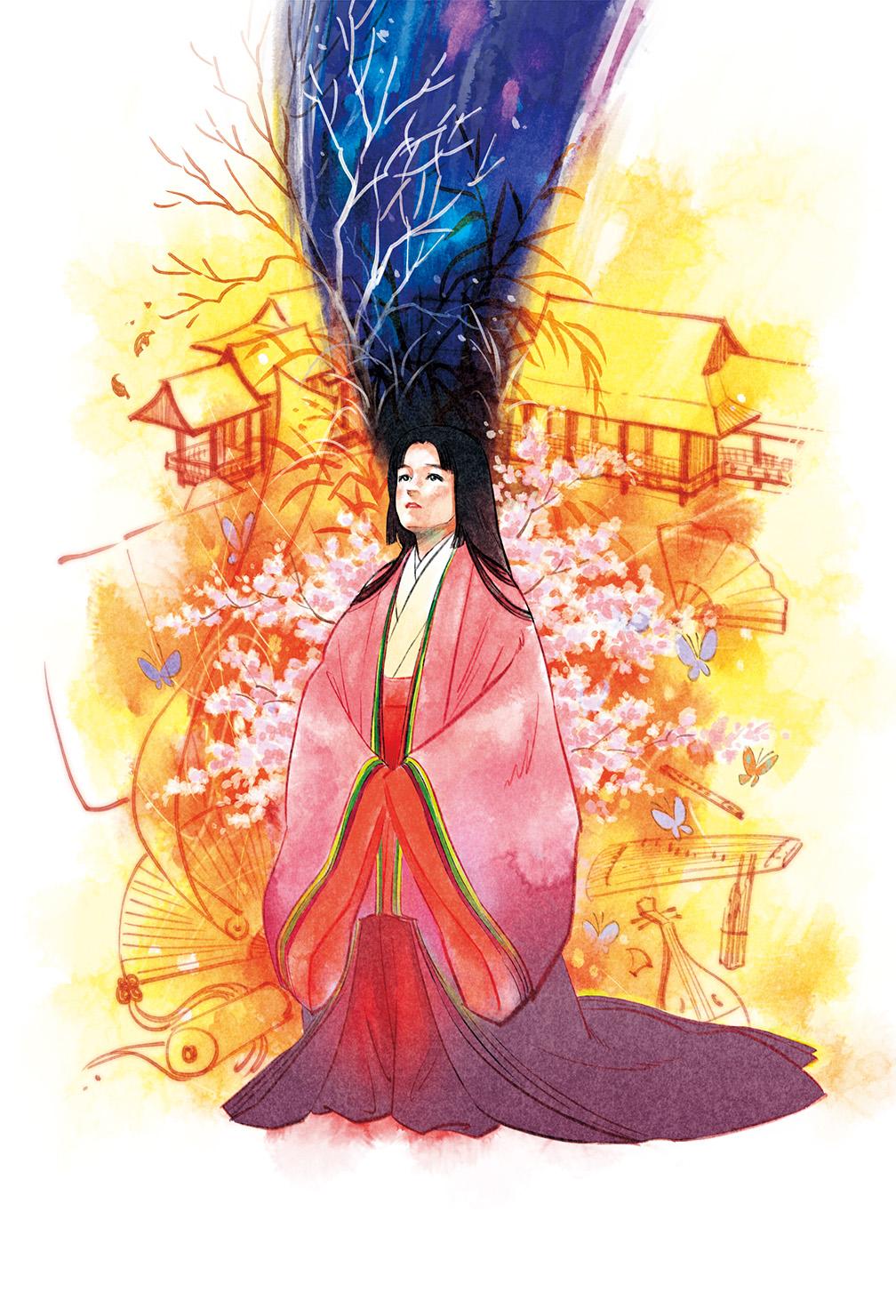 イラストレーター 黒澤葵さんが選ぶ 挿画 Best 10の画像8