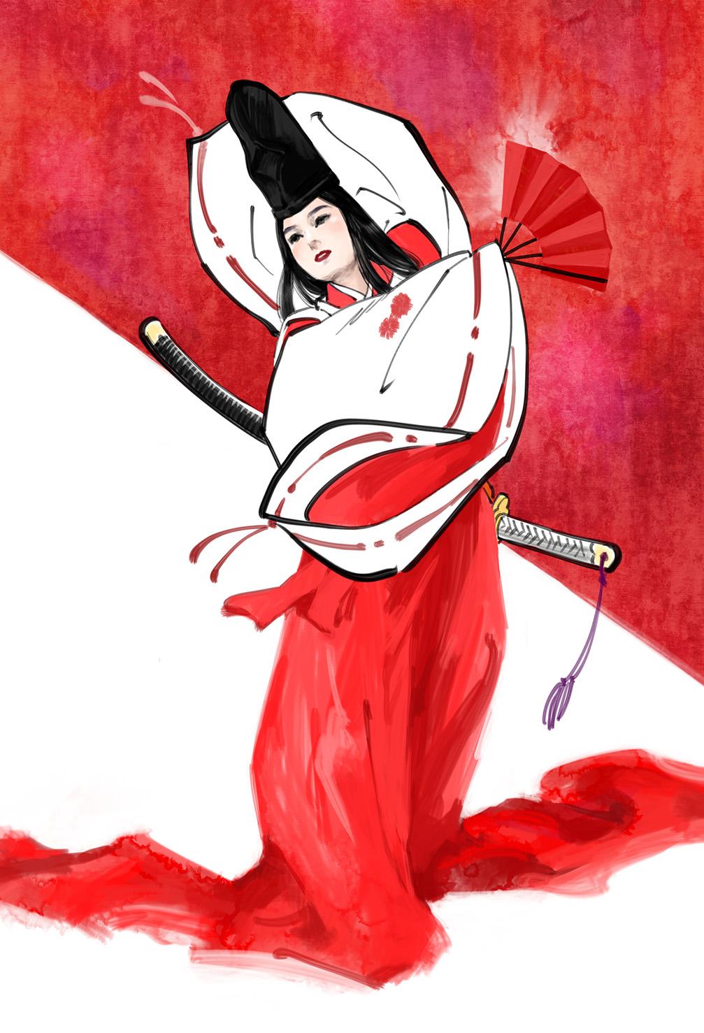 イラストレーター 黒澤葵さんが選ぶ 挿画 Best 10の画像10