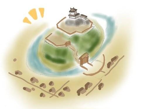 戦国時代の城攻めを大公開!城の種類から徹底分析! 知るべき教養が身につく歴史クイズ【答え編10】の画像18