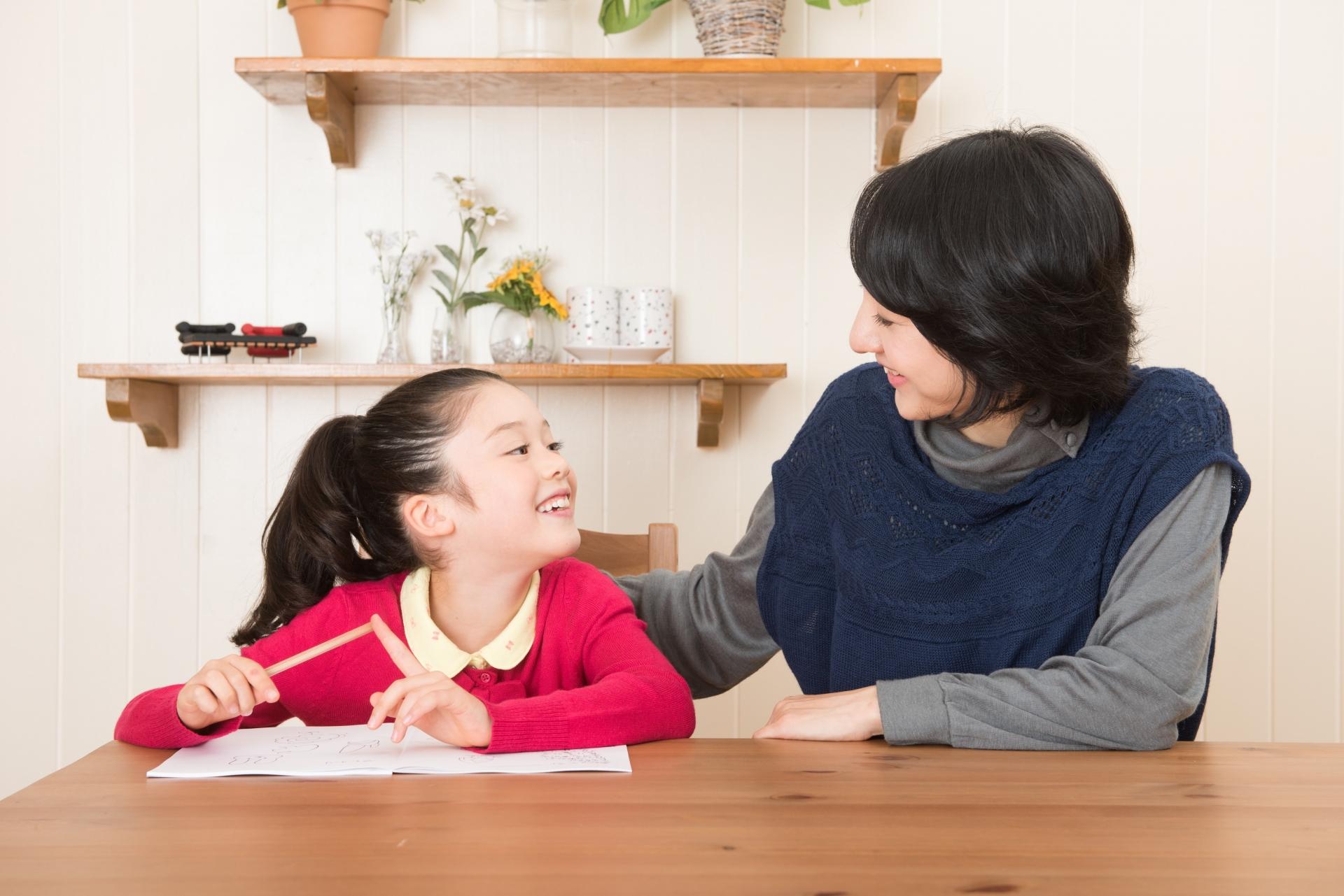 丸つけで子どもが腹を立てないようにする方法とは?の画像1