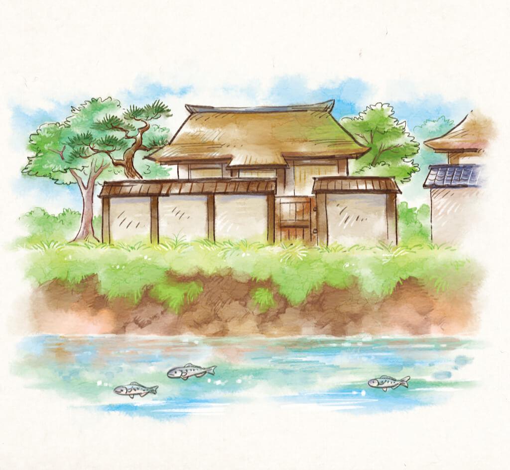 『方丈記』に記された、理想的な住まい 〜鴨長明は、移動式「方丈庵」を発明したの画像2