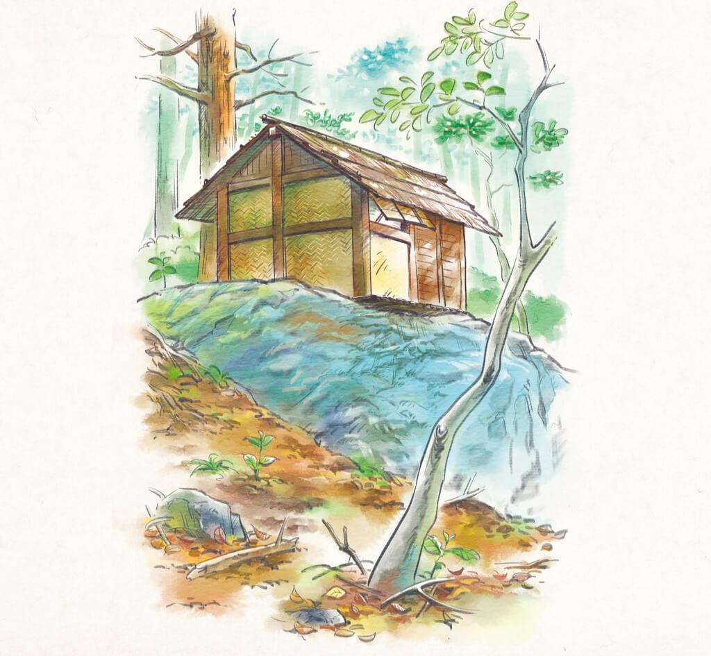 『方丈記』に記された、理想的な住まい 〜鴨長明は、移動式「方丈庵」を発明したの画像1
