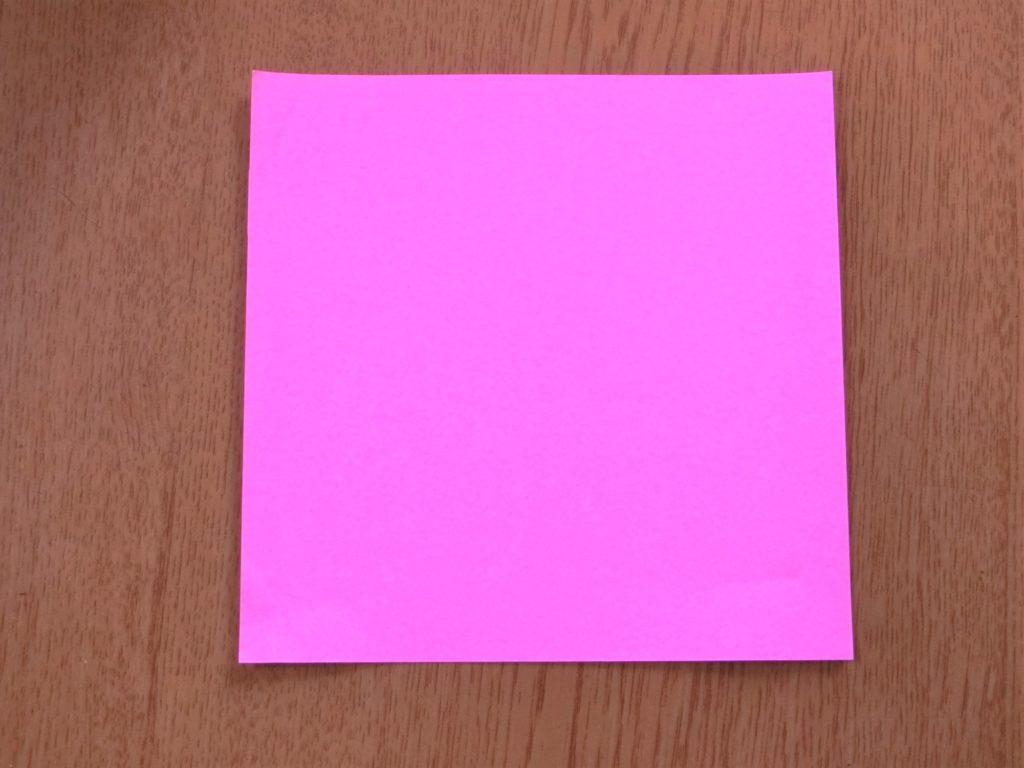 折り紙で遊ぼう!印刷OK!簡単でかわいいハートの作り方を写真で解説の画像1