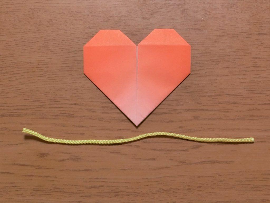 折り紙で遊ぼう!印刷OK!簡単でかわいいハートの作り方を写真で解説の画像20