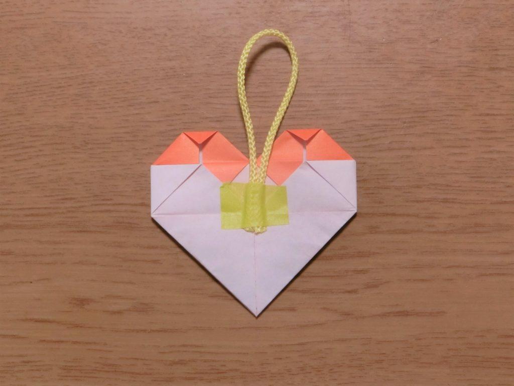 折り紙で遊ぼう!印刷OK!簡単でかわいいハートの作り方を写真で解説の画像21