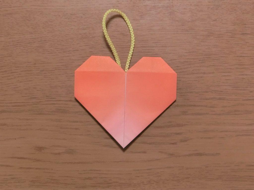 折り紙で遊ぼう!印刷OK!簡単でかわいいハートの作り方を写真で解説の画像22
