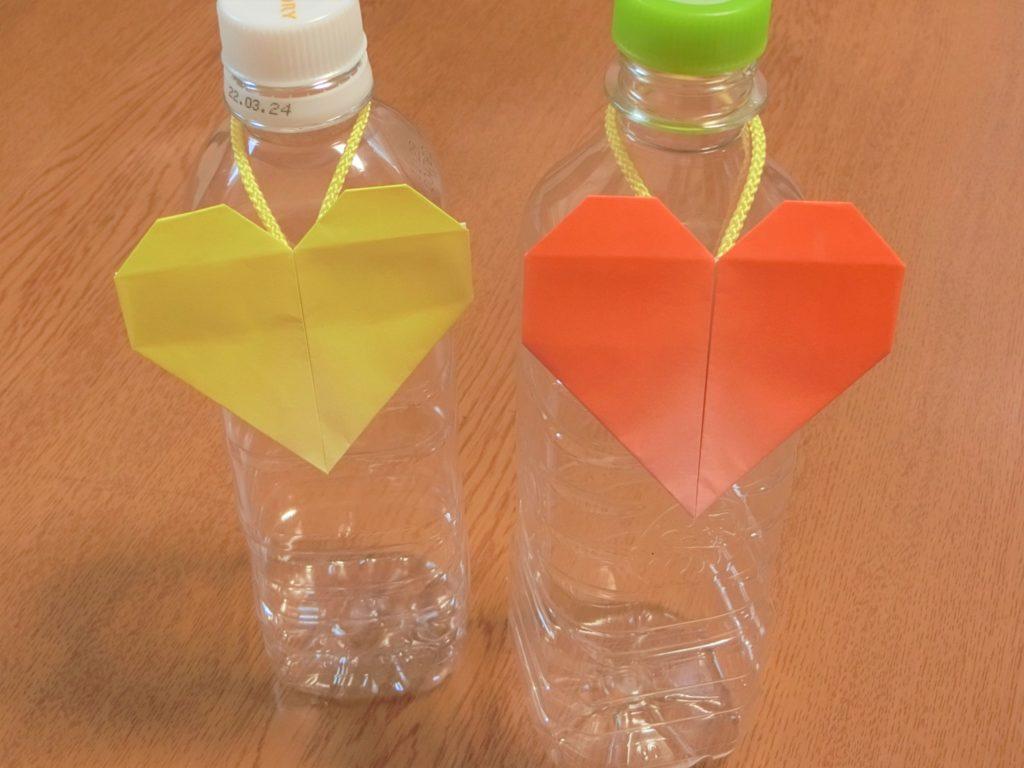 折り紙で遊ぼう!印刷OK!簡単でかわいいハートの作り方を写真で解説の画像23