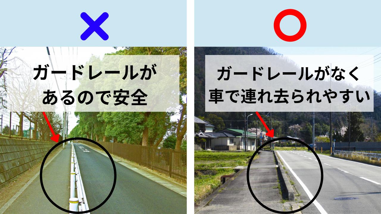 人が多いと誘拐されないは間違い!専門家が語る本当に危ない通学路の共通点の画像8